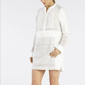 BCBG Max Azria Runway Resort shirt dress